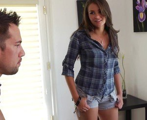 Allie wants revenge and she fucks her boyfriend's friend